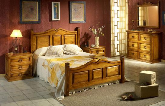 Utasataki muebles en pino bolivia juegos de dormitorio for Juego de dormitorio queen